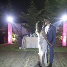 Wedding in Anavussos
